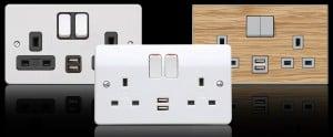 mk usb sockets