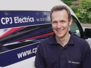 chris jamieson md of CPJ electrics